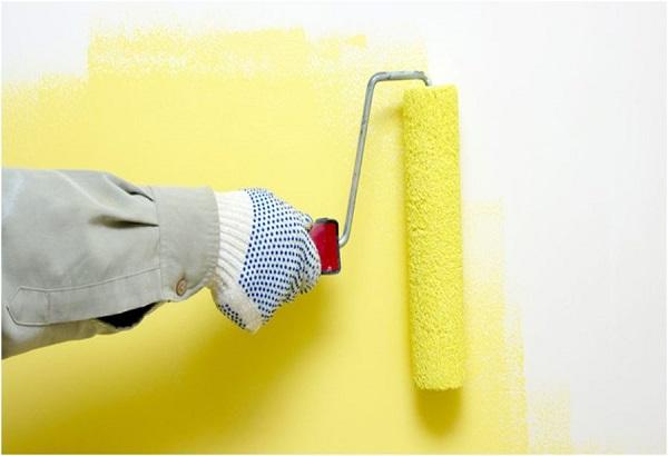 Sơn dulux sơn trên tường