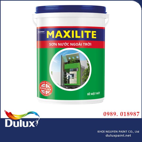sơn maxilite giá rẻ