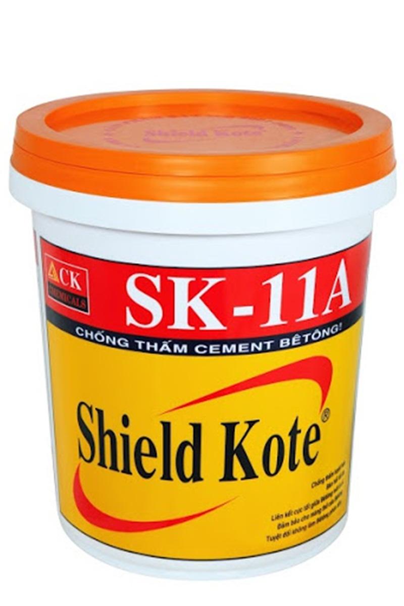Chất chống thấm Shield Kote SK-11A có độ đàn hồi hoàn hảo