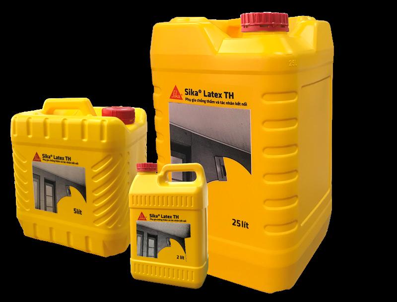 Sika Latex giúp nâng cao chất lượng công trình