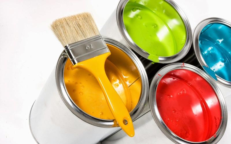 Một số phân loại cơ bản về dòng sơn công nghiệp