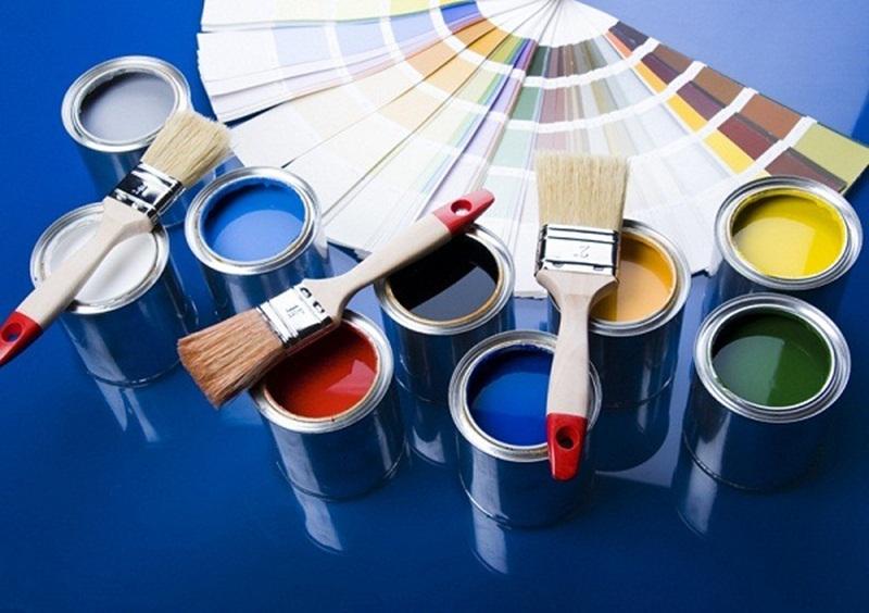 Cách pha trộn sơn công nghiệp đúng kĩ thuật