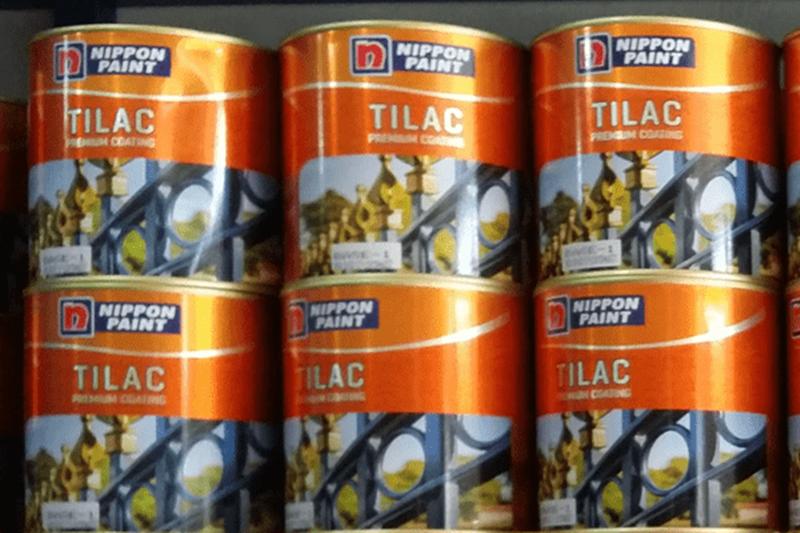 Tilac-Bilac Nippon - Dòng sơn màu chất lượng cao hiện nay