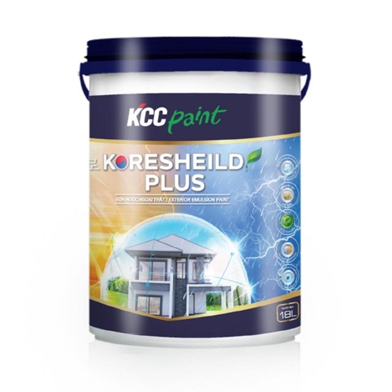 Sơn KCC đa dạng giá cả tùy vào dòng sản phẩm nhất định